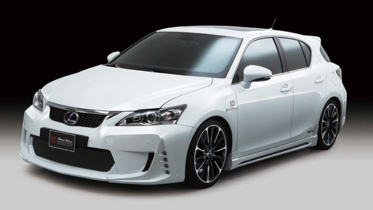 Wald International Lexus CT 200h Is Insane [Photo Gallery]