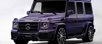 Wald International Mercedes G55 AMG Black Bison for 2012 SEMA [Photo Gallery]