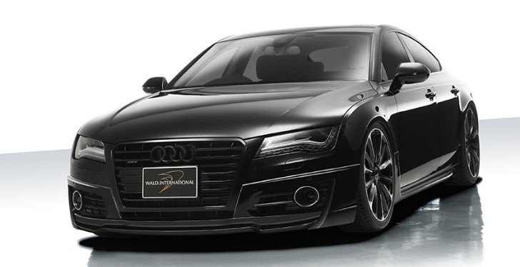 Wald International Targets Audi A7