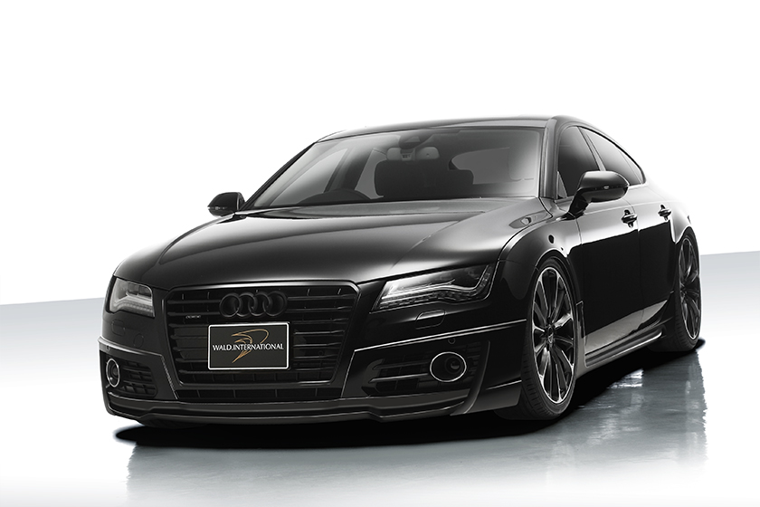 wald international targets audi a7 autoevolution. Black Bedroom Furniture Sets. Home Design Ideas
