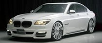 Wald International Tunes the BMW 7 Series