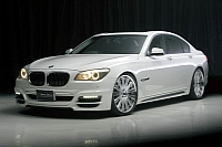 BMW 7 Series Sports Line Black Bison Edition