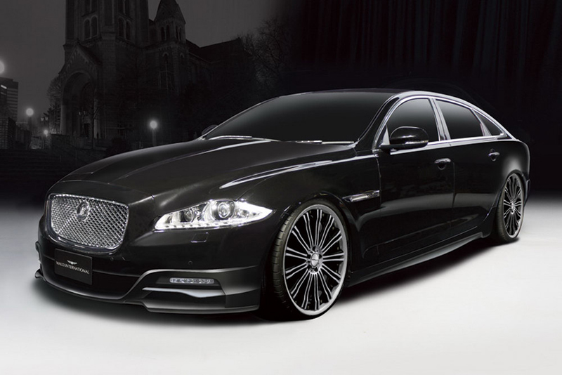 Wald International Tunes Top Luxury Sedans Autoevolution