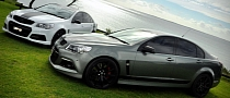 Walkinshaw Supercharges Holden VF Commodore, HSV Gen-F [Video][Photo Gallery]