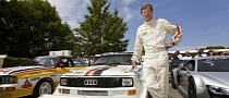 Walter Rohl Returns to Pikes Peak in Original Audi Sport quattro S1