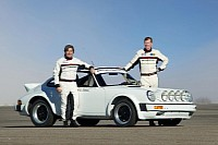 Rohrl, Geistdorfer reunited with 1981 Porsche 911 SC