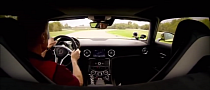 Walter Rohrl Has Nothing But Praise For the SLS AMG Electric Drive [Video]