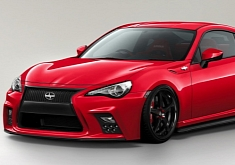 Want a Spindle Design Grille on Your Scion FR-S?