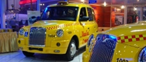 Warsaw Gets London Taxis