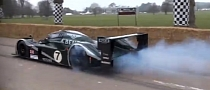 Watch a Bentley Speed 8 Le Mans Winner Do a Burnout [Video]