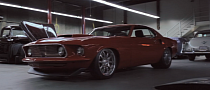 Watch a Classic Mustang Being Reborn in the High Tech Era [Video]