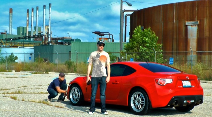 Watch a Complete In Depth Scion FR-S Review [Video]