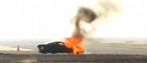 Watch a Corvette Nitrous Explosion [Video]