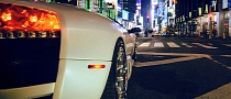 Watch a Custom Lamborghini Murcielago Play in Times Square, NY [Video]