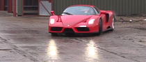 Watch a Ferrari Enzo Drift in Slow Motion [Video]