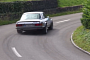 Watch a Mercedes 500 SLC by Vaeth Gracefully Tear up a Hillclimb [Video]