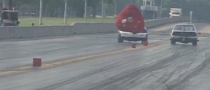Watch a Parachute Save a Nitrous-Boosted Camaro From Crashing [Video]