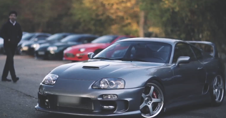 Watch a Short Toyota Supra Artsy Compilation [Video]