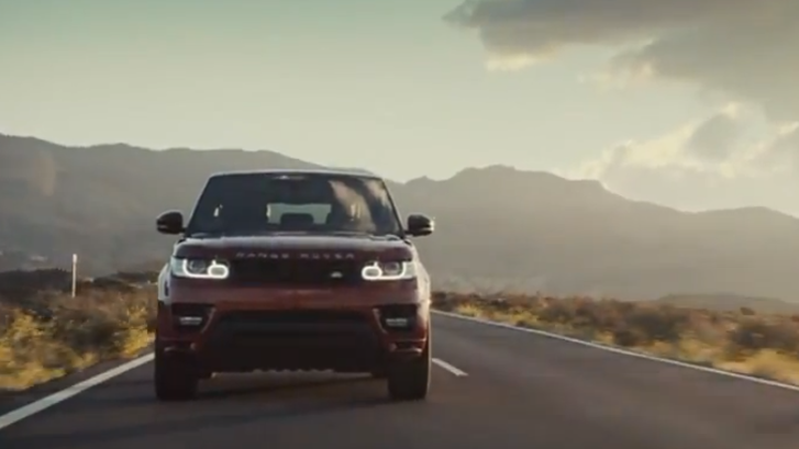 Watch an Awesome 2013 Range Rover Sport Promo [Video]