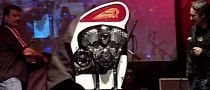Watch and Hear the New Indian Thunder Stroke 111 Engine Unveiled in Daytona [Video]
