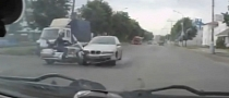 Watch and Learn: Honda Gold Wing vs. BMW Violent Encounter [Video]
