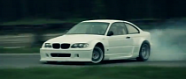 Watch Awesome BMW 3-Series Drift Car from HGK Racing [Video]