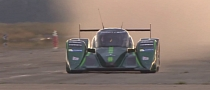 Watch Drayson Racing Set New EV World Land Speed Record [Video]