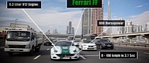 Watch Dubai Police Supercars Taking Over the City [Video]