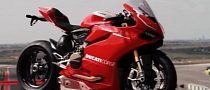 Watch Ducati 1199 Panigale R Scorching the COTA Asphalt [Video]