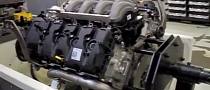 Watch How the Ford Racing Coyote Aluminator Crate Engine Is Built [Video]