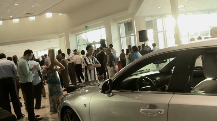 Watch How Well the New Lexus IS Was Received in Texas [Video]