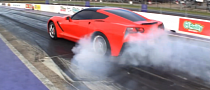 Watch LMR's 2014 Corvette Stingray Pull a 9s Quarter Mile Run [Video]