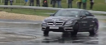 Watch Mercedes Officially Drifting its Cars in the UK [Video]