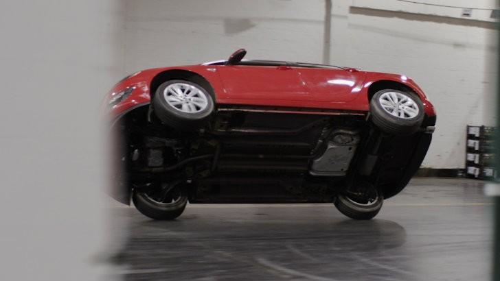 Benz Drift Car >> Watch Paul Swift Drift Inside Ellesmere Port, 2015 Opel ...
