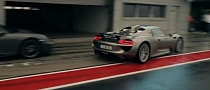 Watch Porsche Unleash the 918 Spyder on Moscow [Video]