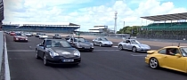 Watch Porsche's Record-Setting 911 Parade at Silverstone [Video]