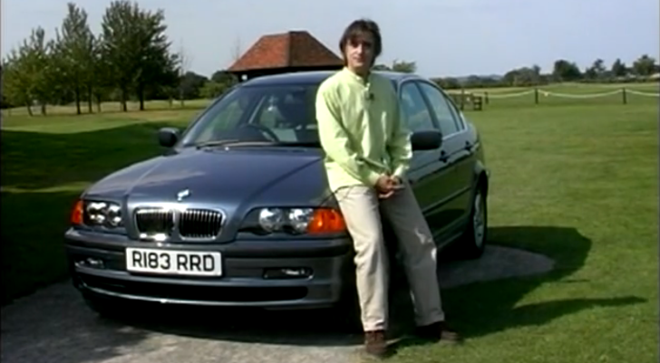 watch richard hammond call the e46 bmw 3 series perfect autoevolution. Black Bedroom Furniture Sets. Home Design Ideas