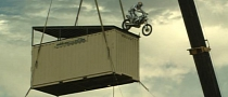 Watch Robbie Maddison's Amazing Air.Craft Stunts [Video]