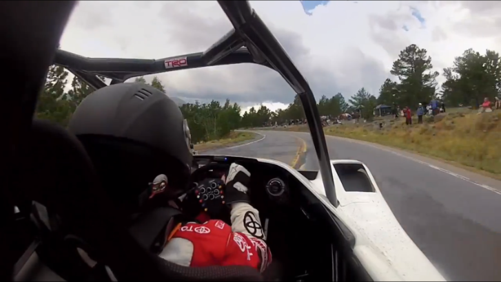 Watch Rod Millen Racing at Pikes Peak [Video]