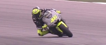 Watch Rossi and His Yamaha M1 Riding at Sepang [Video]