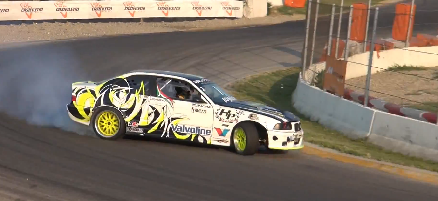 Watch Some Turbocharged Bmws Drift Their Tires Off