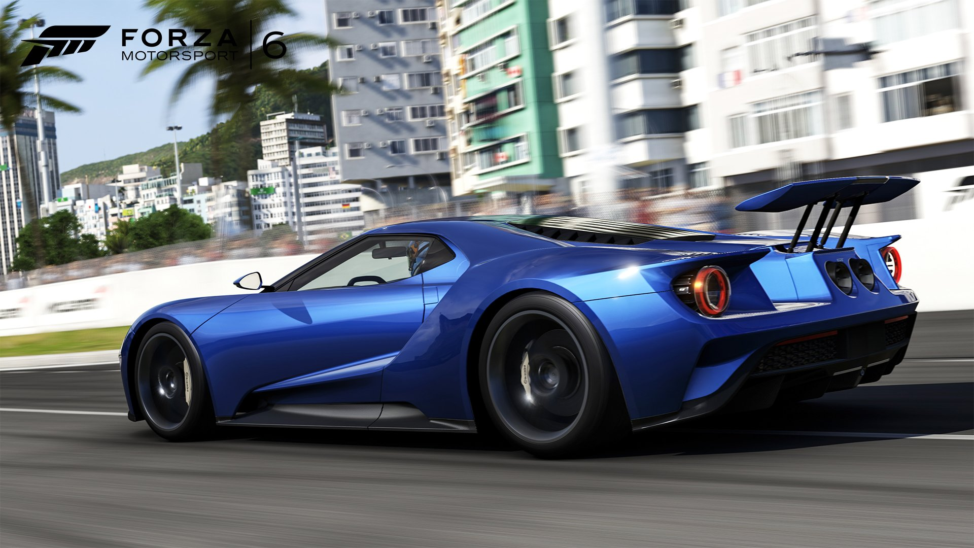 Huge active rear wing of 2017 ford gt seen for the first Wing motors automobiles