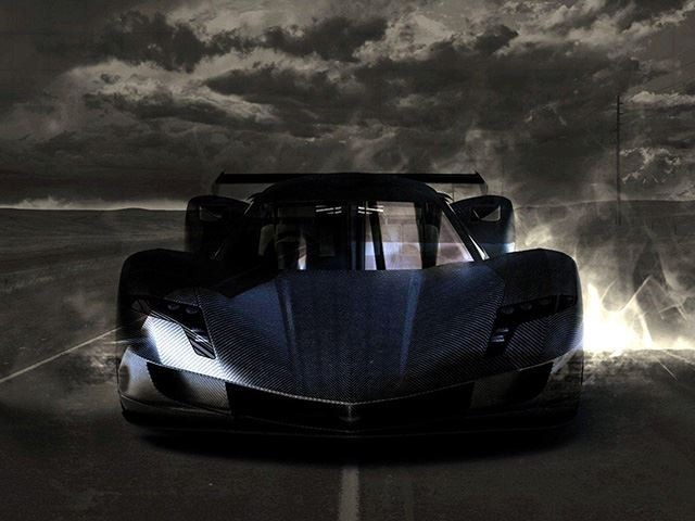 Japan's Aspark Owl Electric Hypercar hits 0-60mph in 1.9 seconds