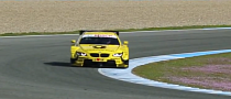 Watch the BMW DTM Drivers Go Around the Jerez Circuit [Video]