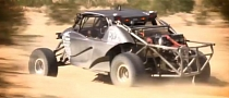 Watch the EV West Electric Off-Road Buggy Being Hooned in the Desert [Video]