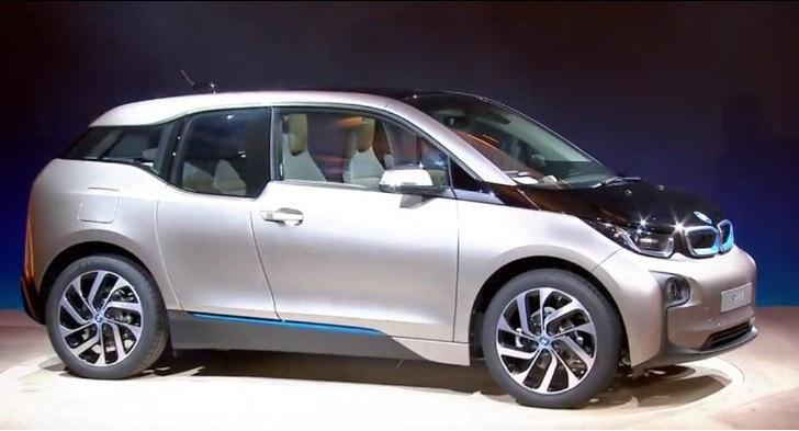 Watch the Full Unveiling Event of the i3 Electric Car [Video]