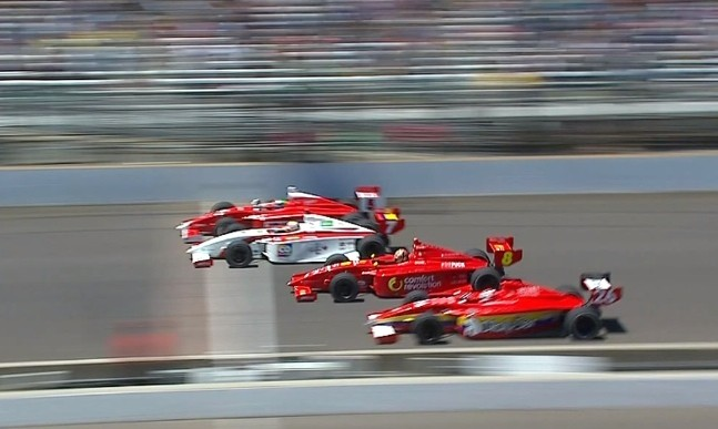 Watch the Greatest Finish in the History of Racing [Video]