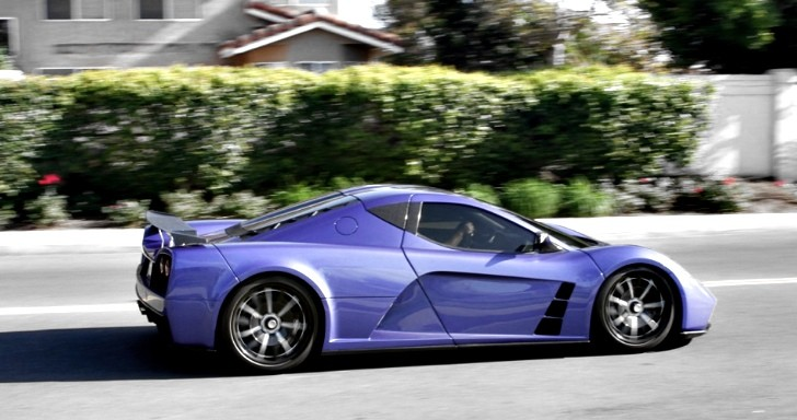 Watch the Kepler Motion Hybrid Supercar in Action [Video]