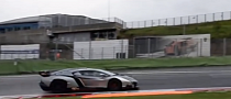 Watch the Lamborghini Veneno Hit the Vallelunga Track [Video]