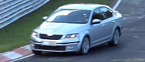 Watch the New Skoda Octavia RS Lap the Nurburgring [Video]